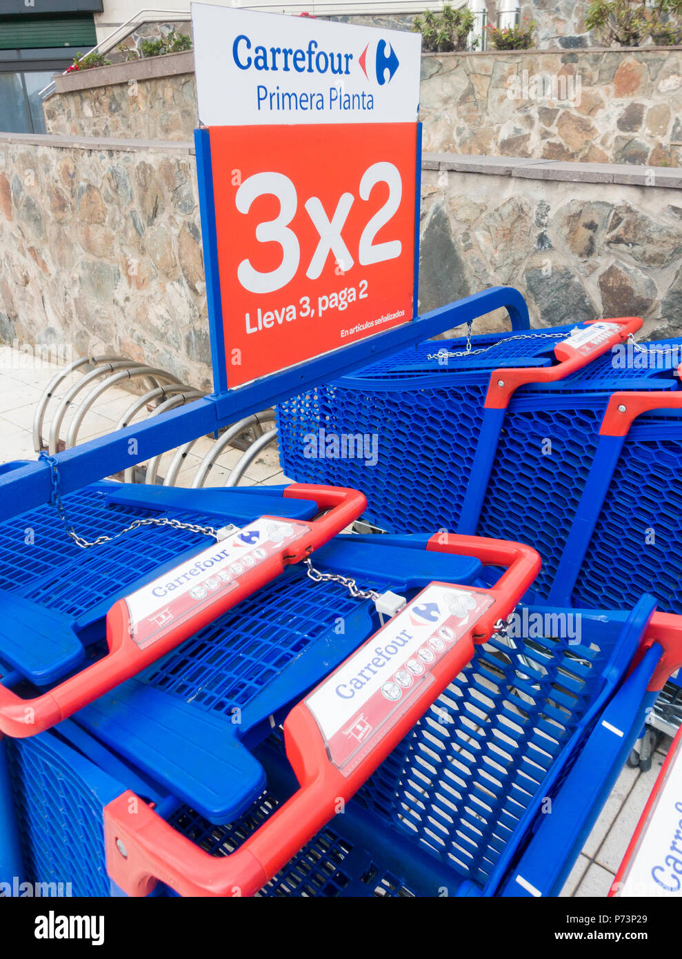 Carrefour online shopping spain