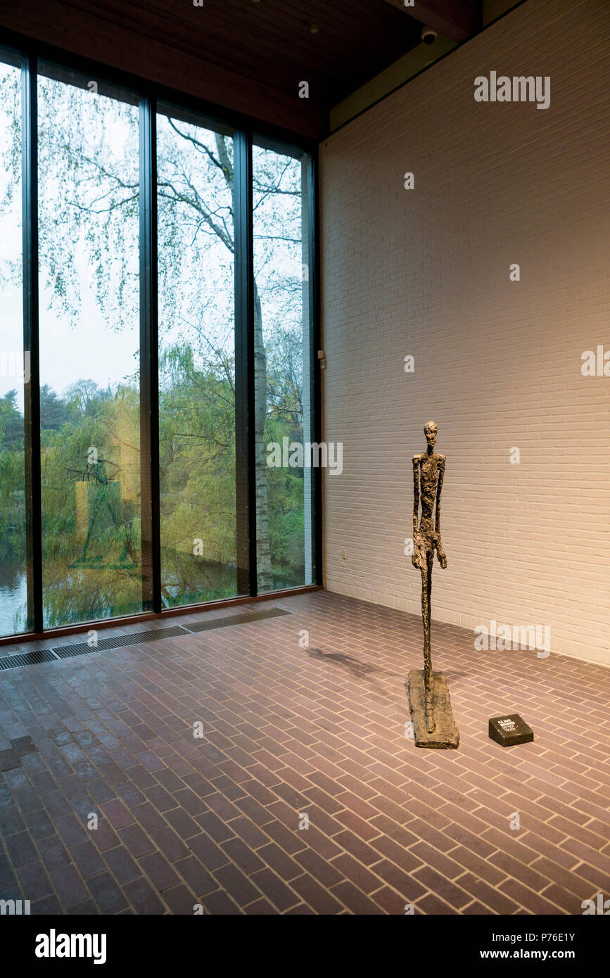 Louisiana museum - Stock Image