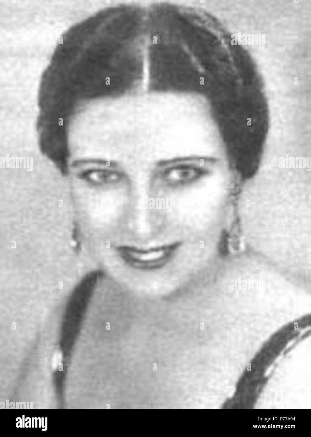 Cristina Aragon (b. 1932)