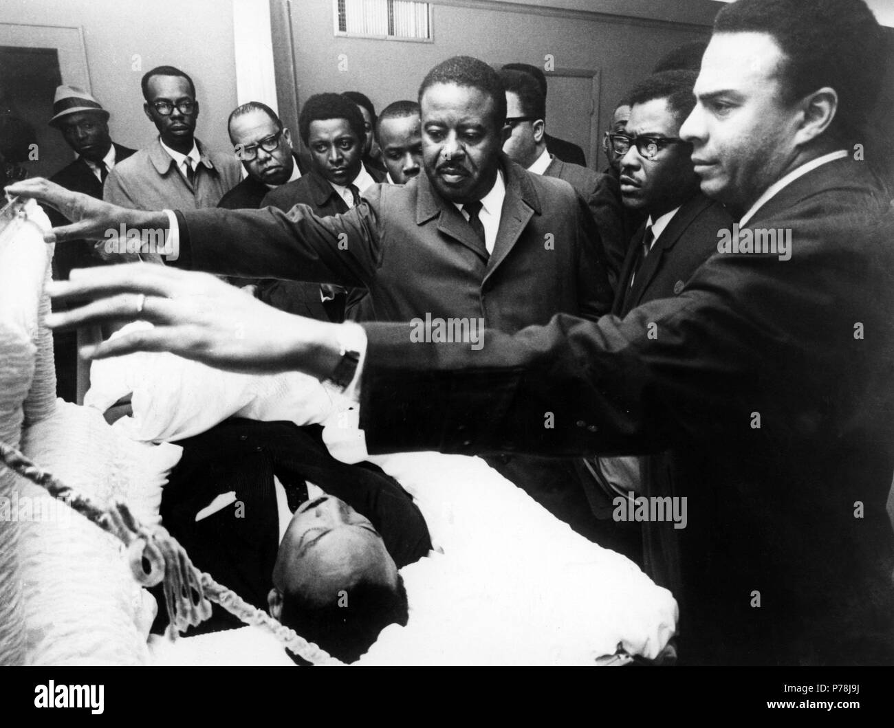 Martin Luther King Andrew Young Stock Photos Martin Luther King