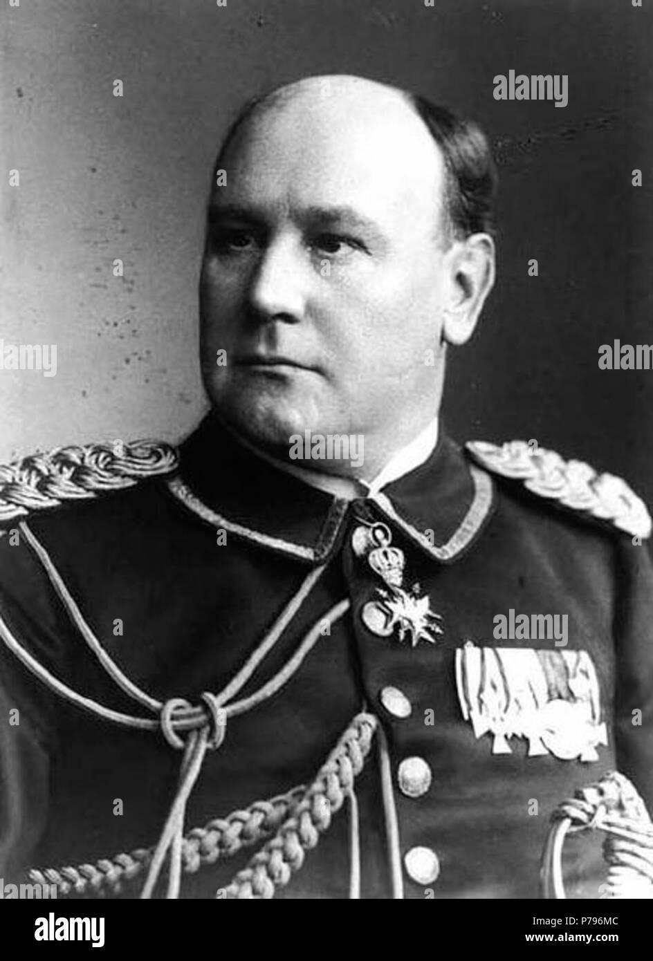 Außenminister Wilhelm Solf . 1918 17 Wilhelm Solf - Stock Image