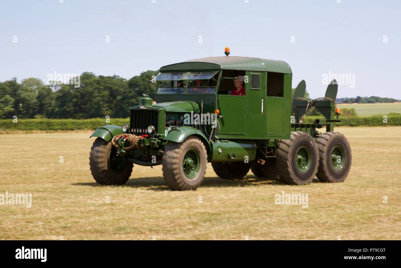 Scammell Truck - Stock Image