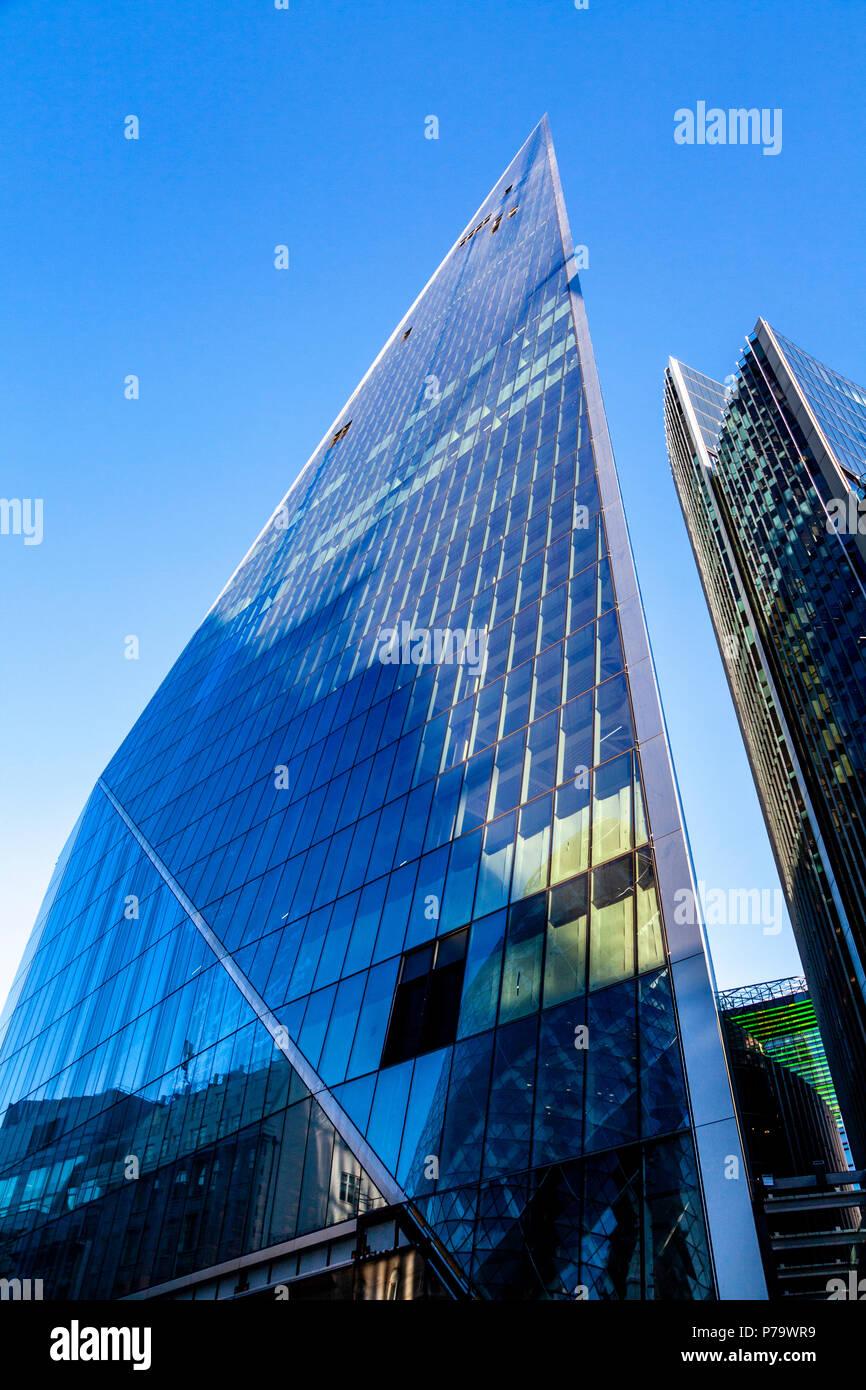 The Scalpel Building, London, England - Stock Image