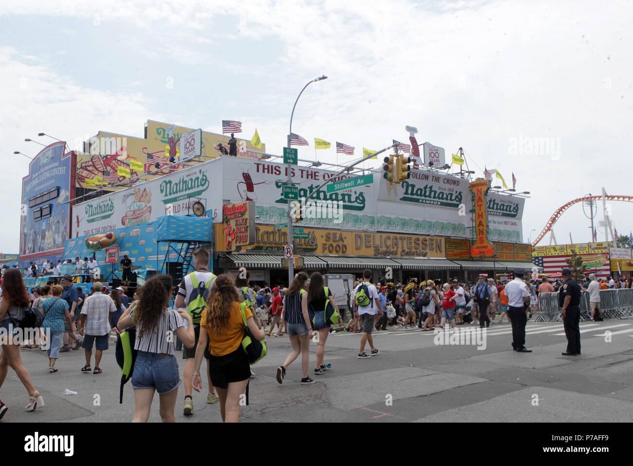 George Shea Coney Island