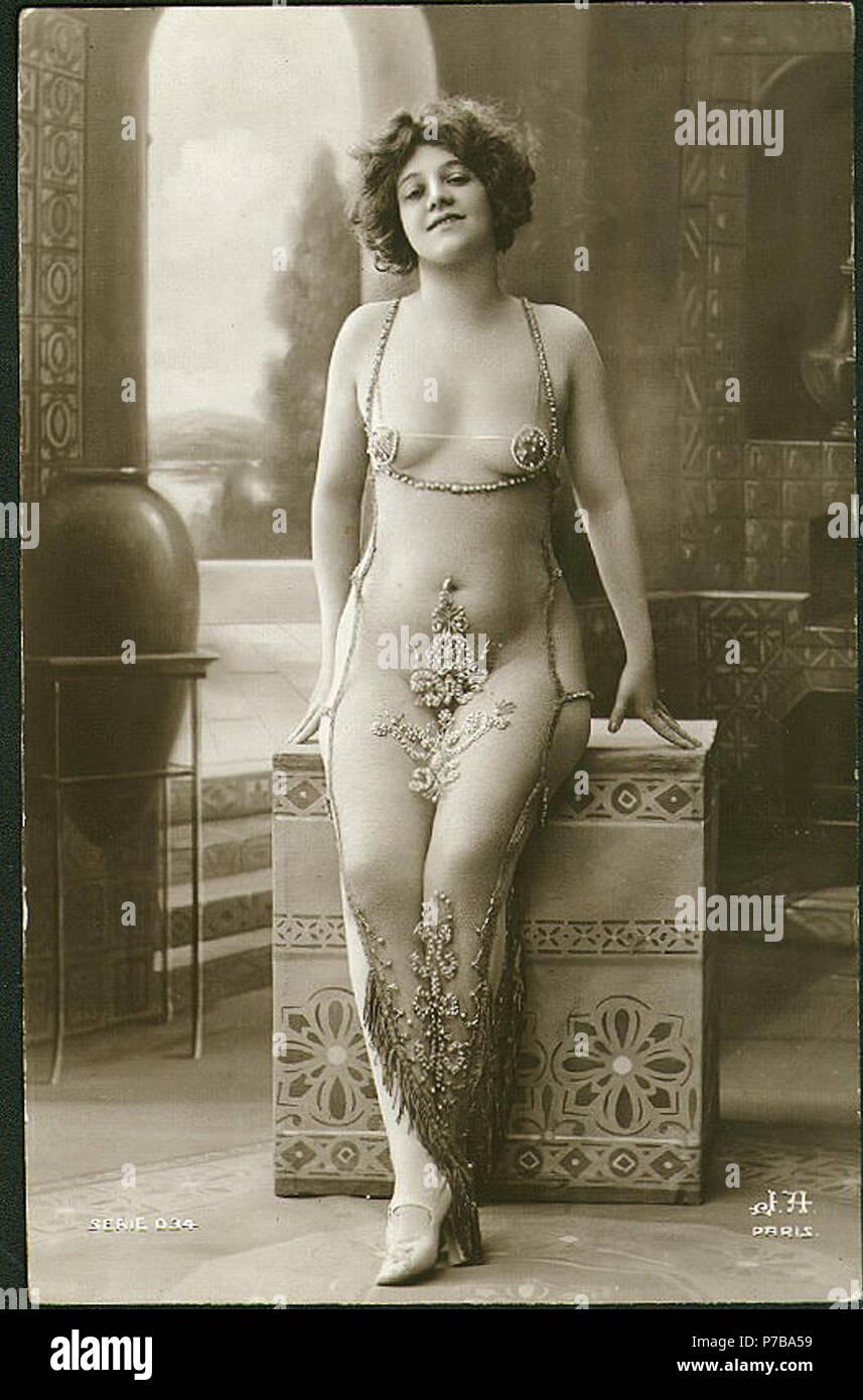 1910s Erotica
