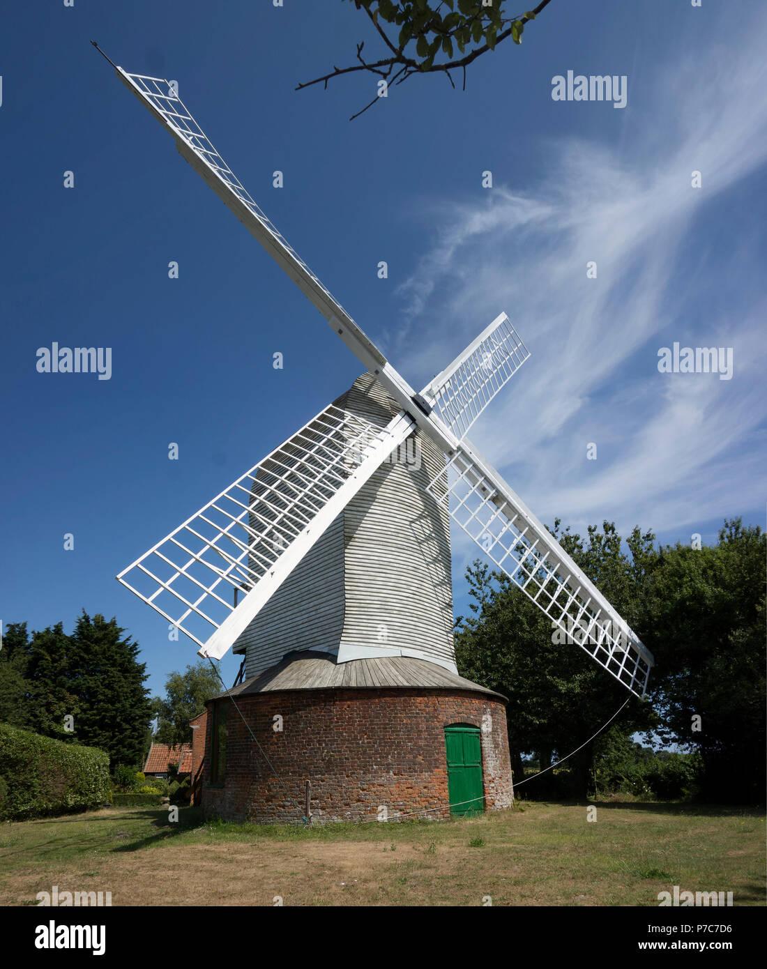 Thrigby Windmill
