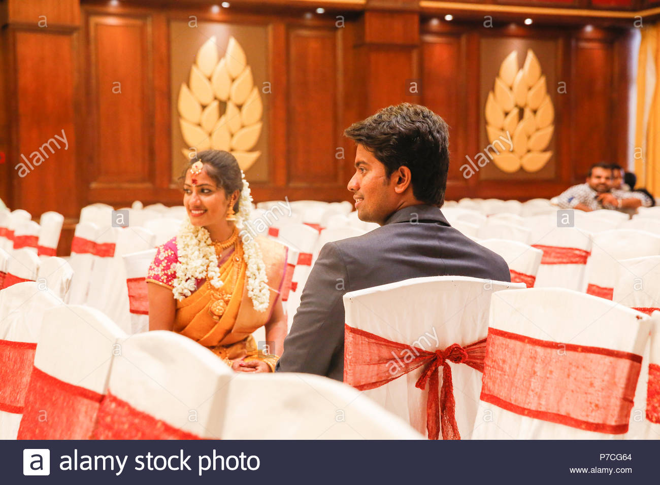 Puduchery Pondichery Tamil Nadu India September Circa 2017