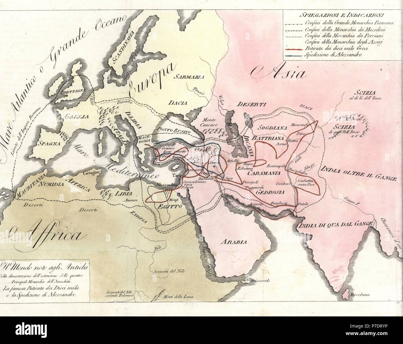 Ancient Roman Map Of The World.Map Of Roman World Stock Photos Map Of Roman World Stock Images