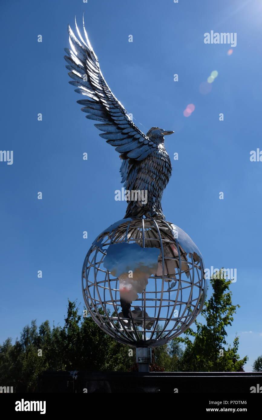 National Memorial Arboretum - Stock Image