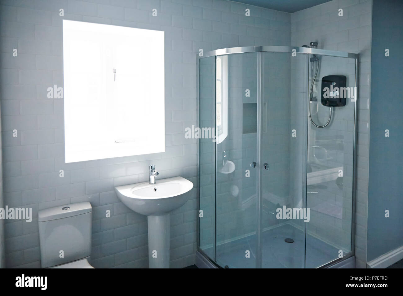 Private home gym shower stock photos & private home gym shower stock