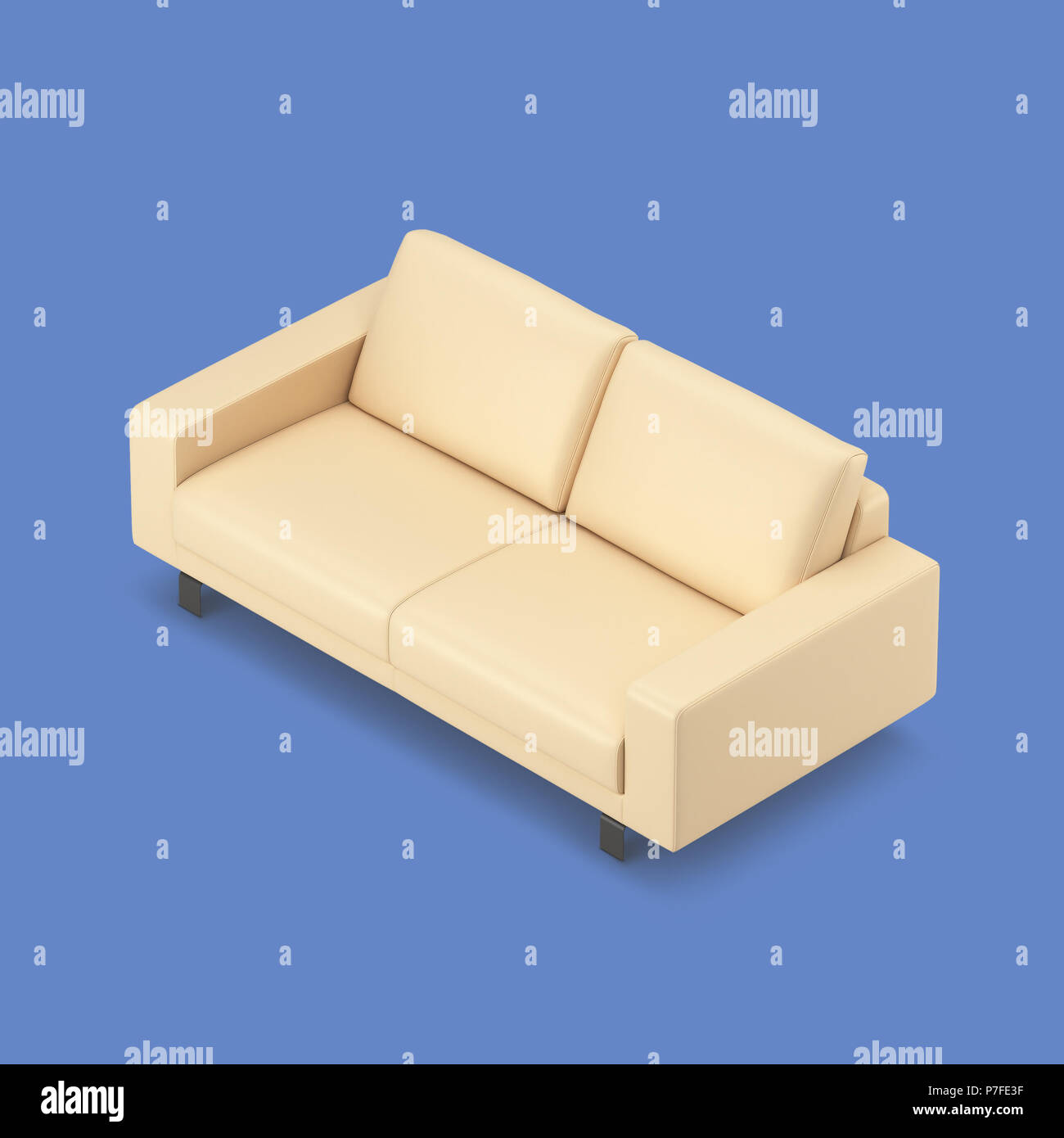3D OBJECT 032 - Stock Image