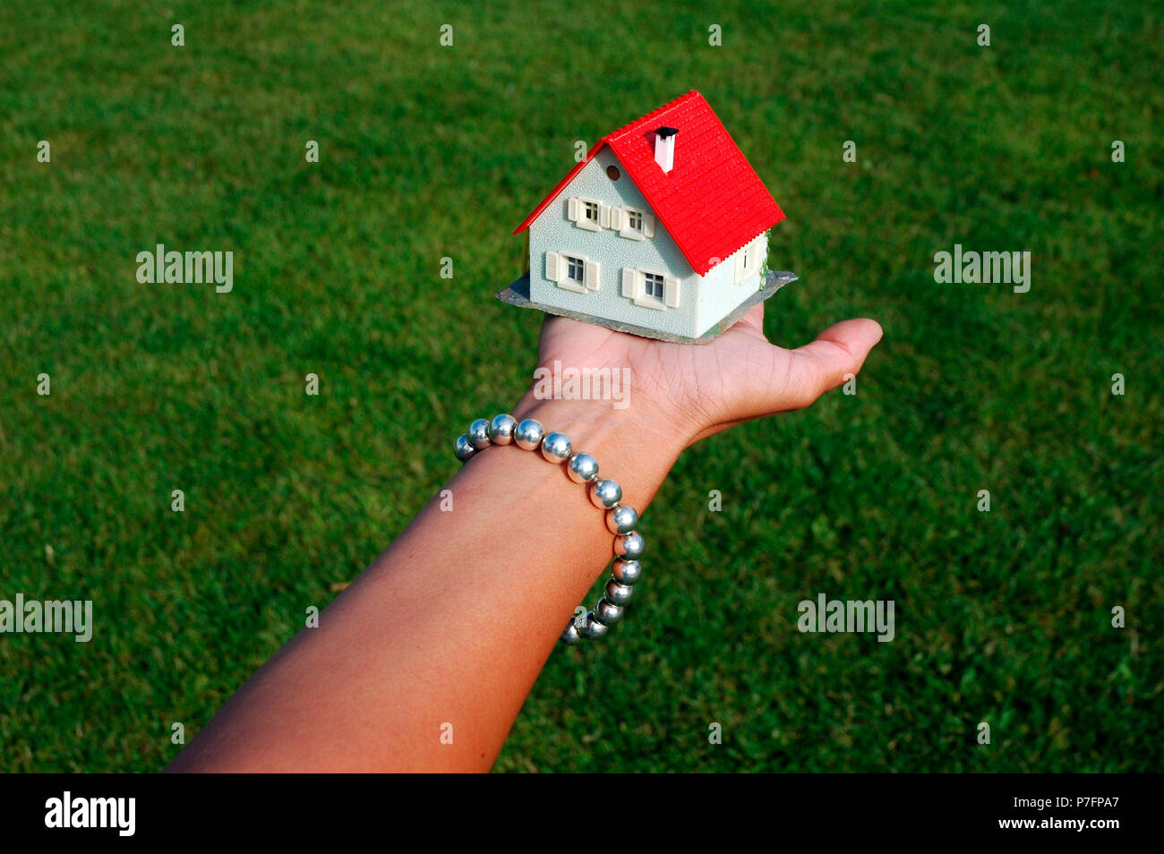 Symbol Picture Home Ownership Real Estate Financing Building Loan