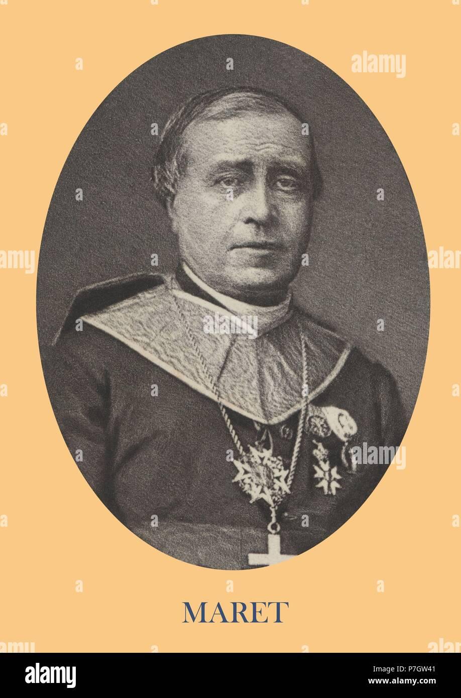 Resultado de imagen de El obispo Maret,