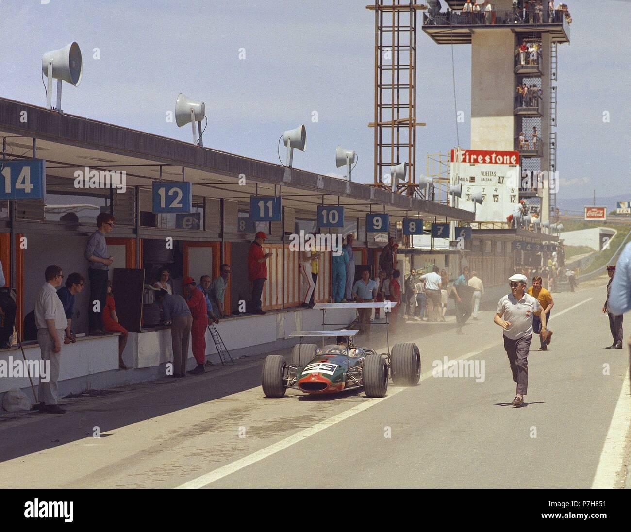 Circuito Jarama : Cuenta atrÁs para espÍritu del jarama clásicos al volante