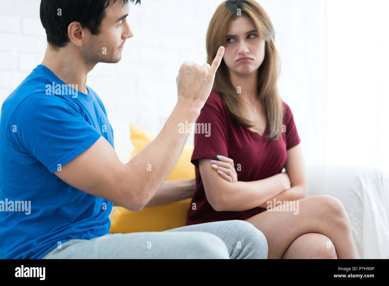 How to reconcile with a man