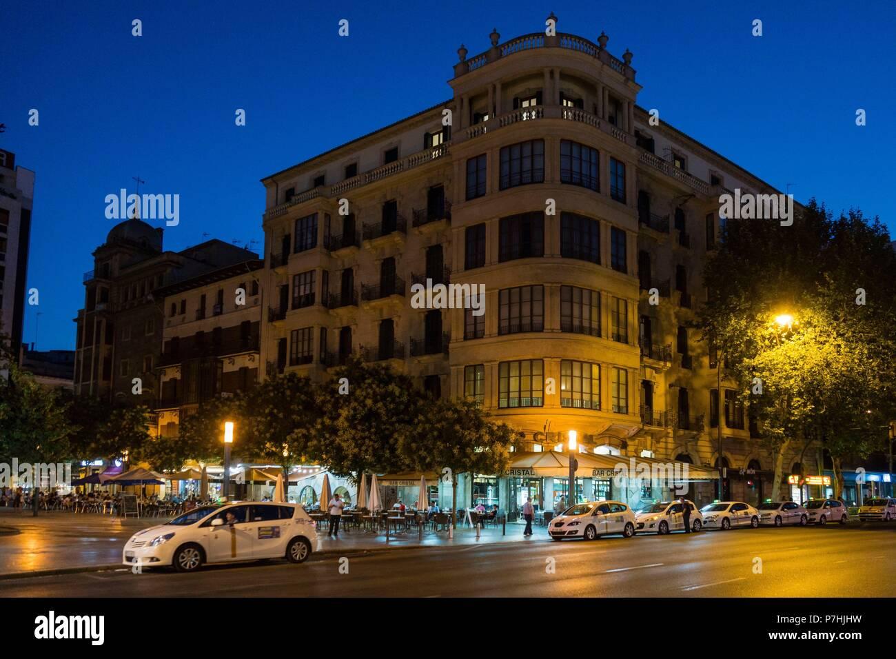 Restaurant In Palma De Mallorca Stock Photos Restaurant In