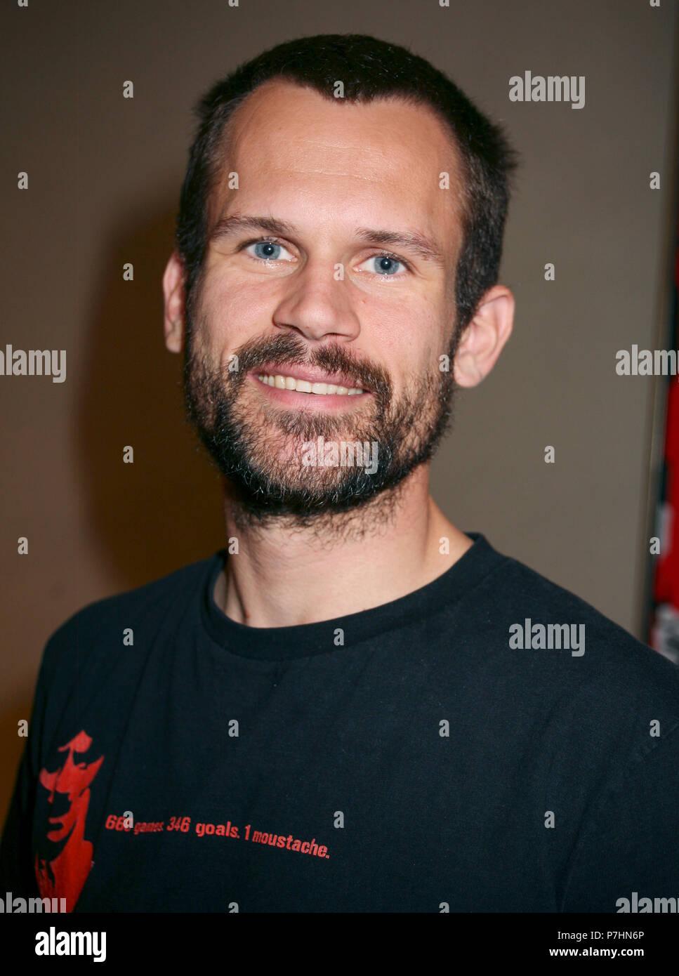 STEFAN HOLM Athletics 2012 - Stock Image
