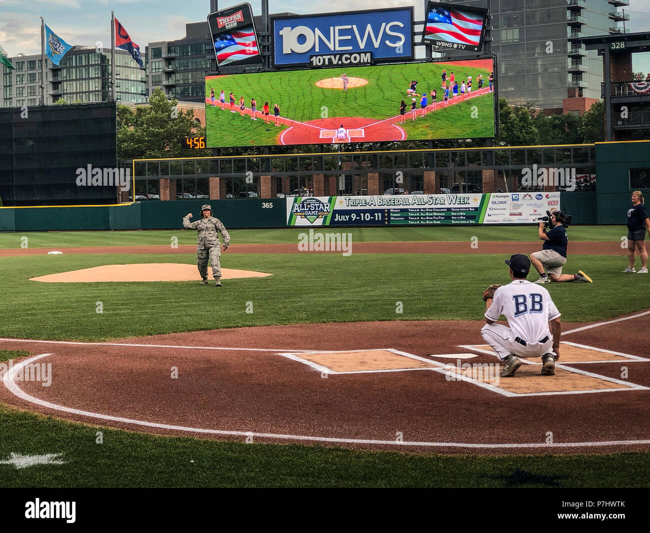 Columbus Clippers Stock Photos Columbus Clippers Stock