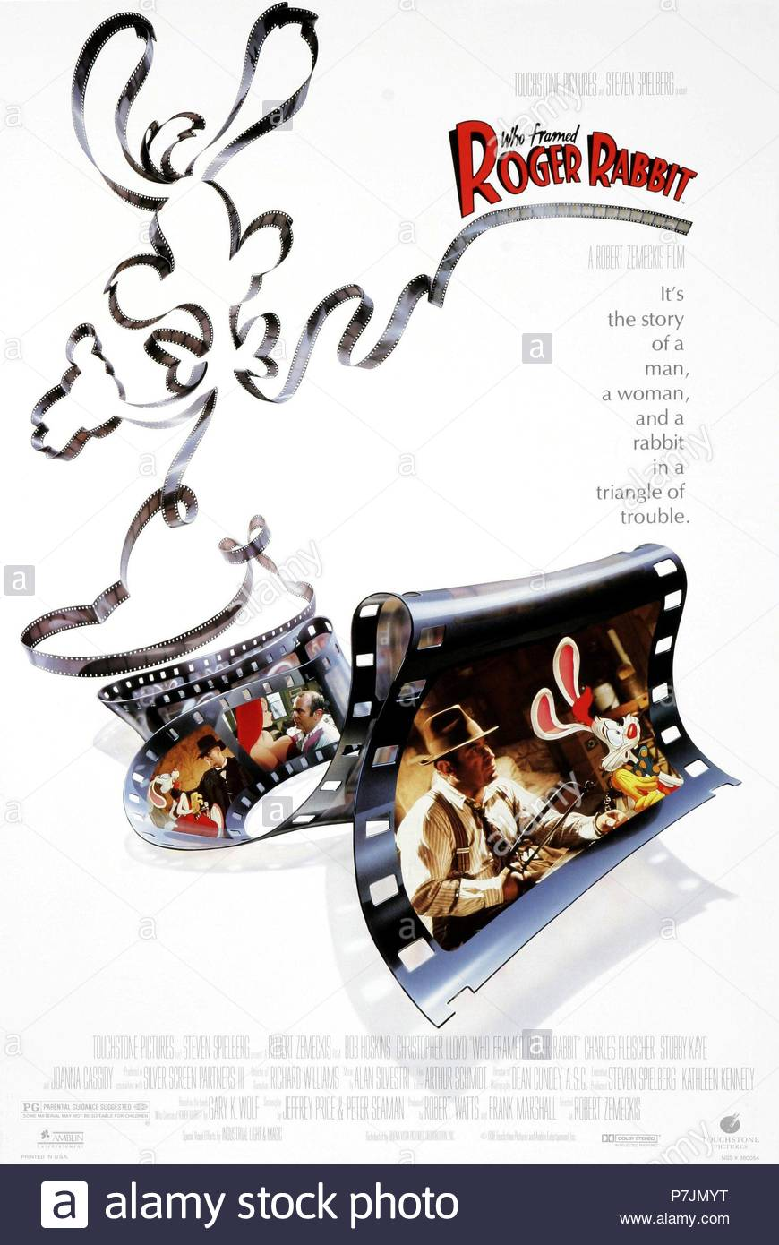 Who Framed Roger Rabbit Stock Photos & Who Framed Roger Rabbit Stock ...