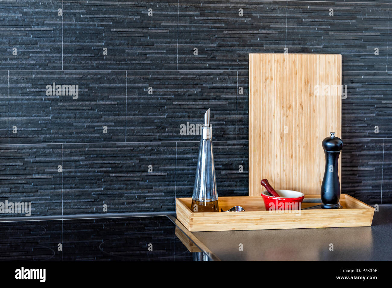 Tile Backsplash Stock Photos & Tile Backsplash Stock Images - Alamy