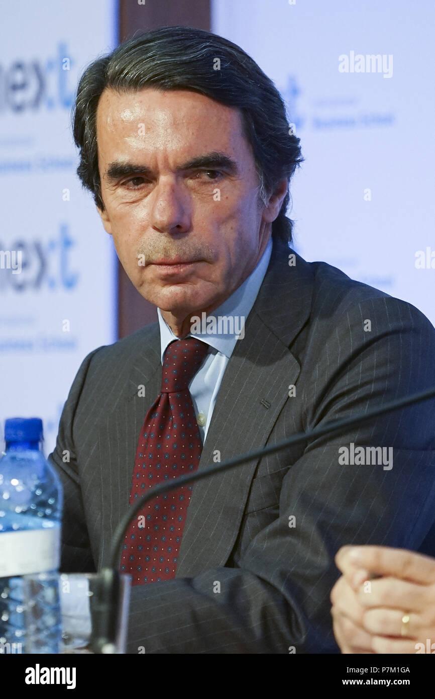 Jose Maria Aznar Stock Photos & Jose Maria Aznar Stock ...