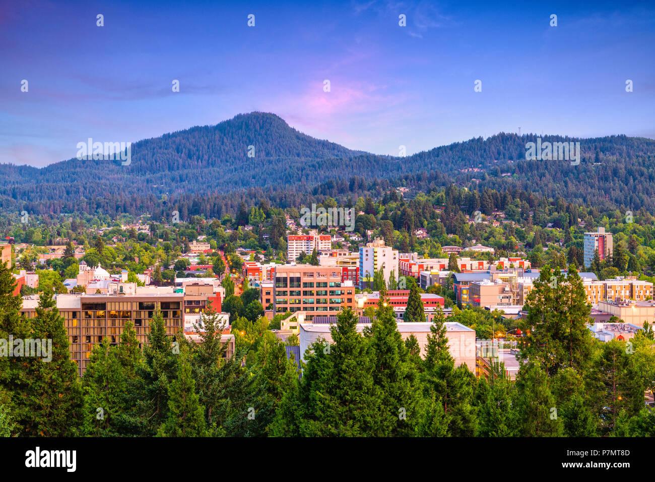 Eugene Oregon Stock Photos & Eugene Oregon Stock Images - Alamy