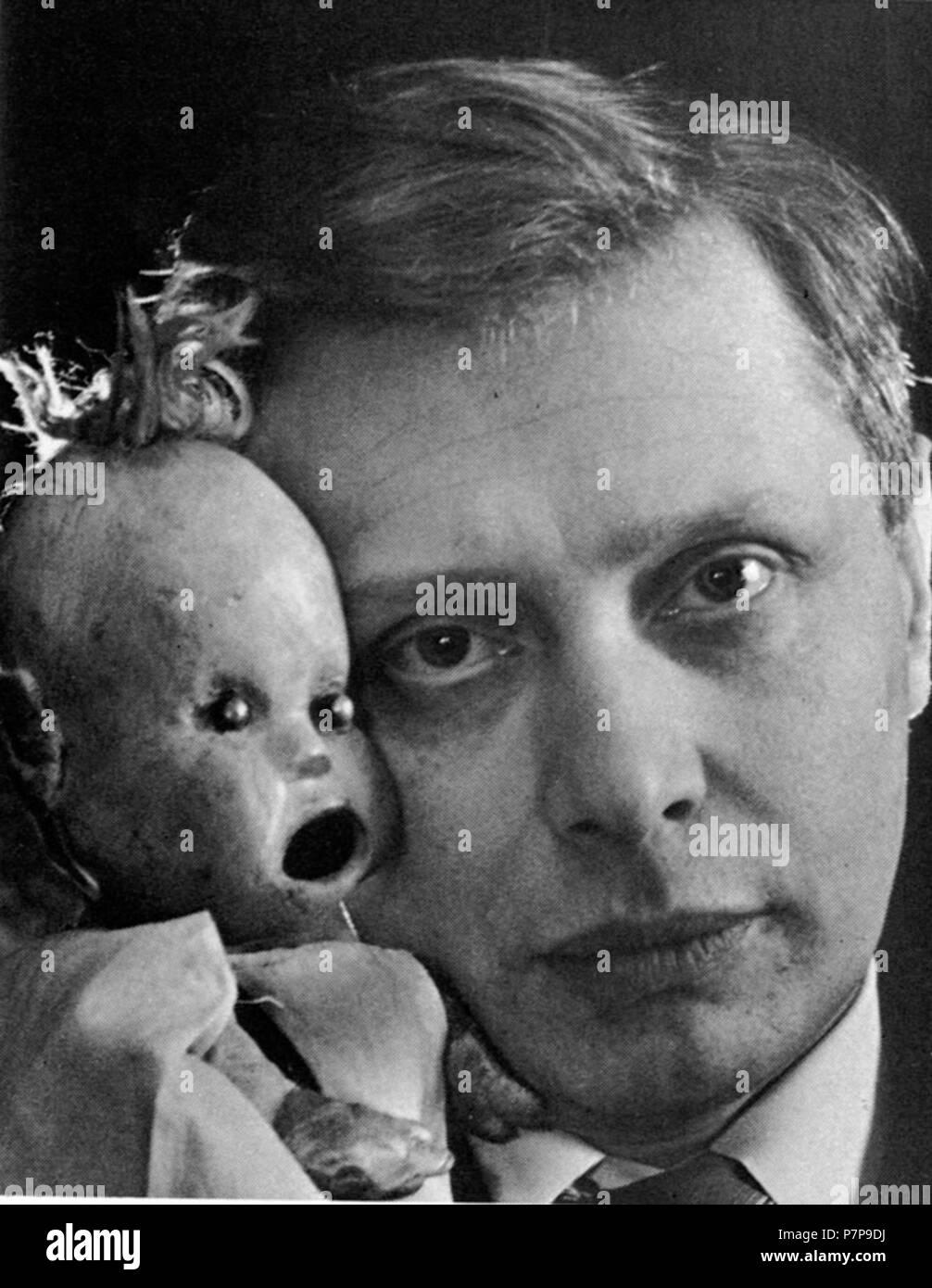 Русский: Сергей Образцов. 1930-е годы . Unknown date 344 Sergey Obraztsov 1930 - Stock Image