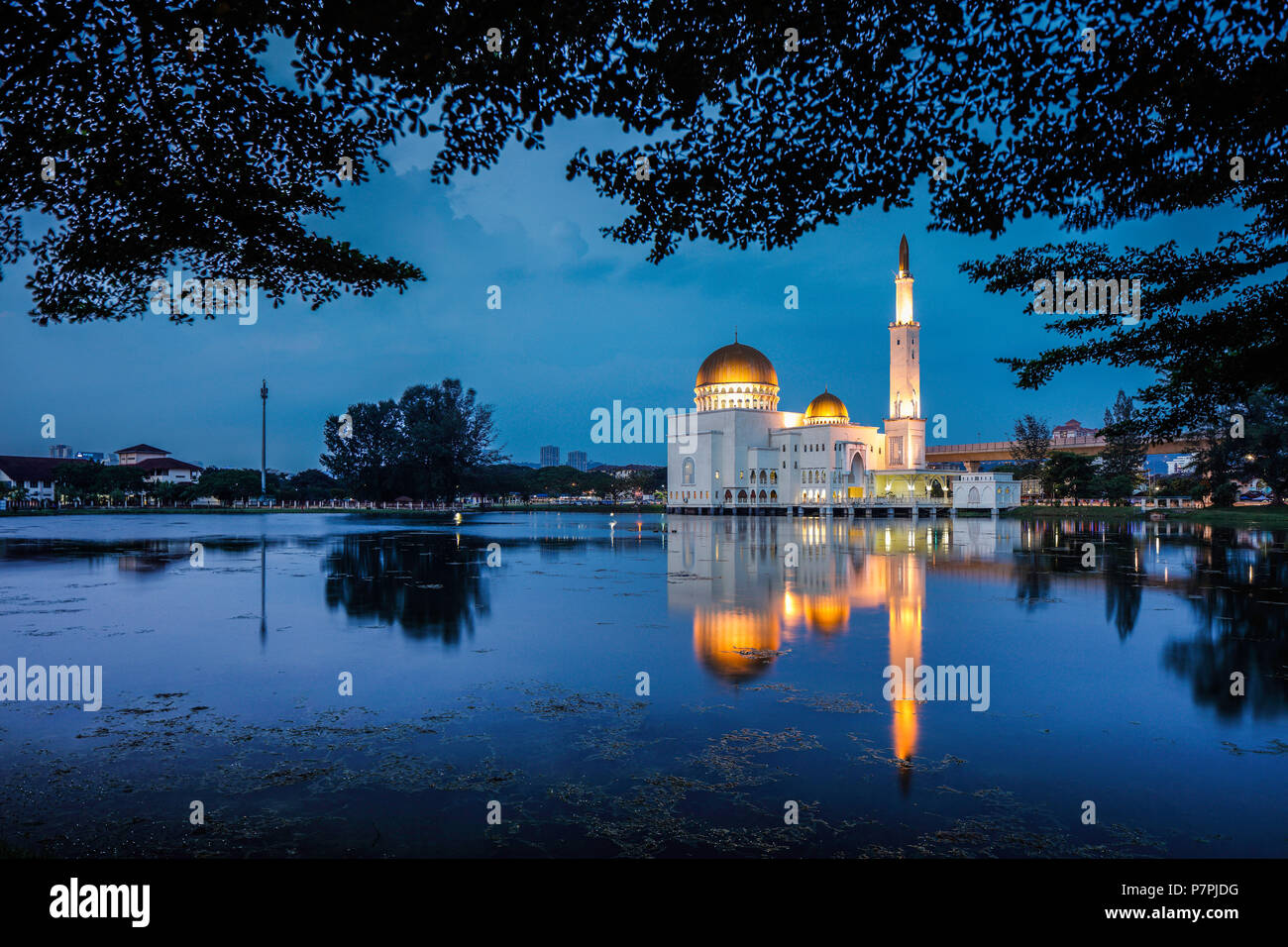 As Salam MosqueStock Photos and Images