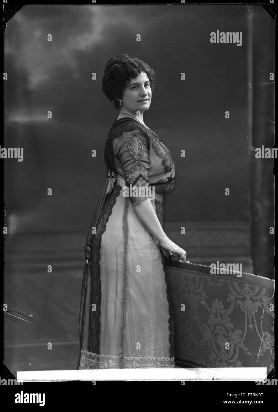 Marcelle Black And White Stock Photos Images Alamy