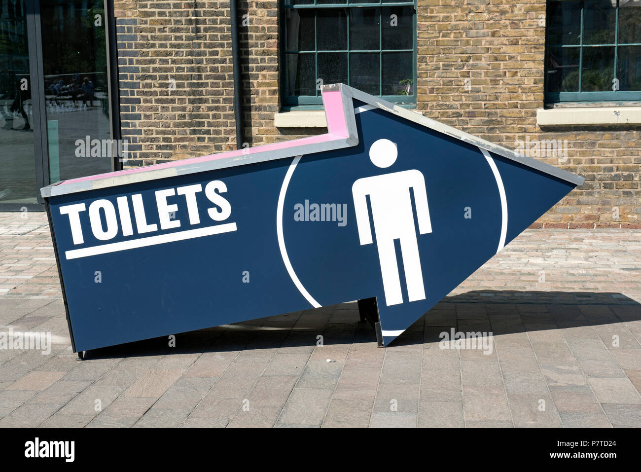 Toilets Sign Stock Photos & Toilets Sign Stock Images - Alamy
