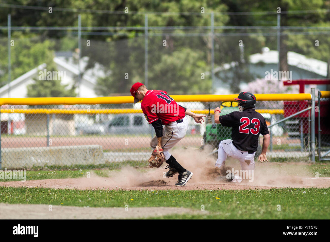 How to Play Third Base