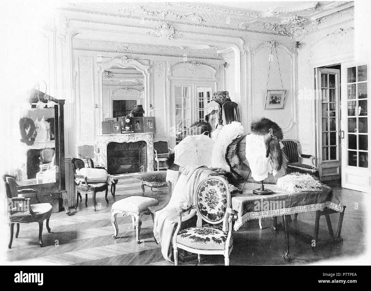 Couture Room Black And White Stock Photos Images Alamy