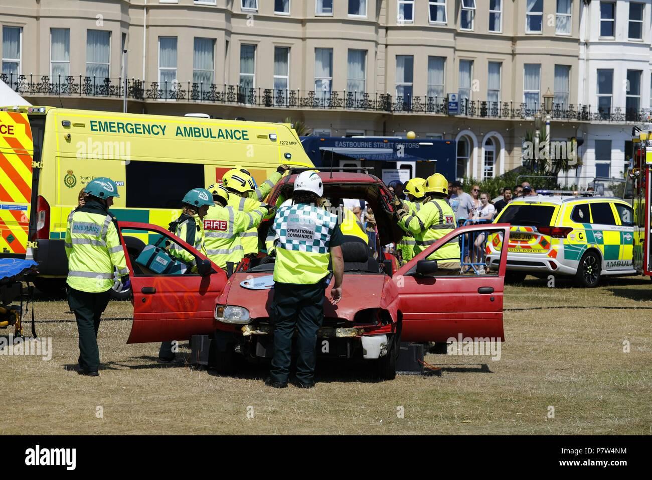 car crash uk driver stock photos & car crash uk driver stock images