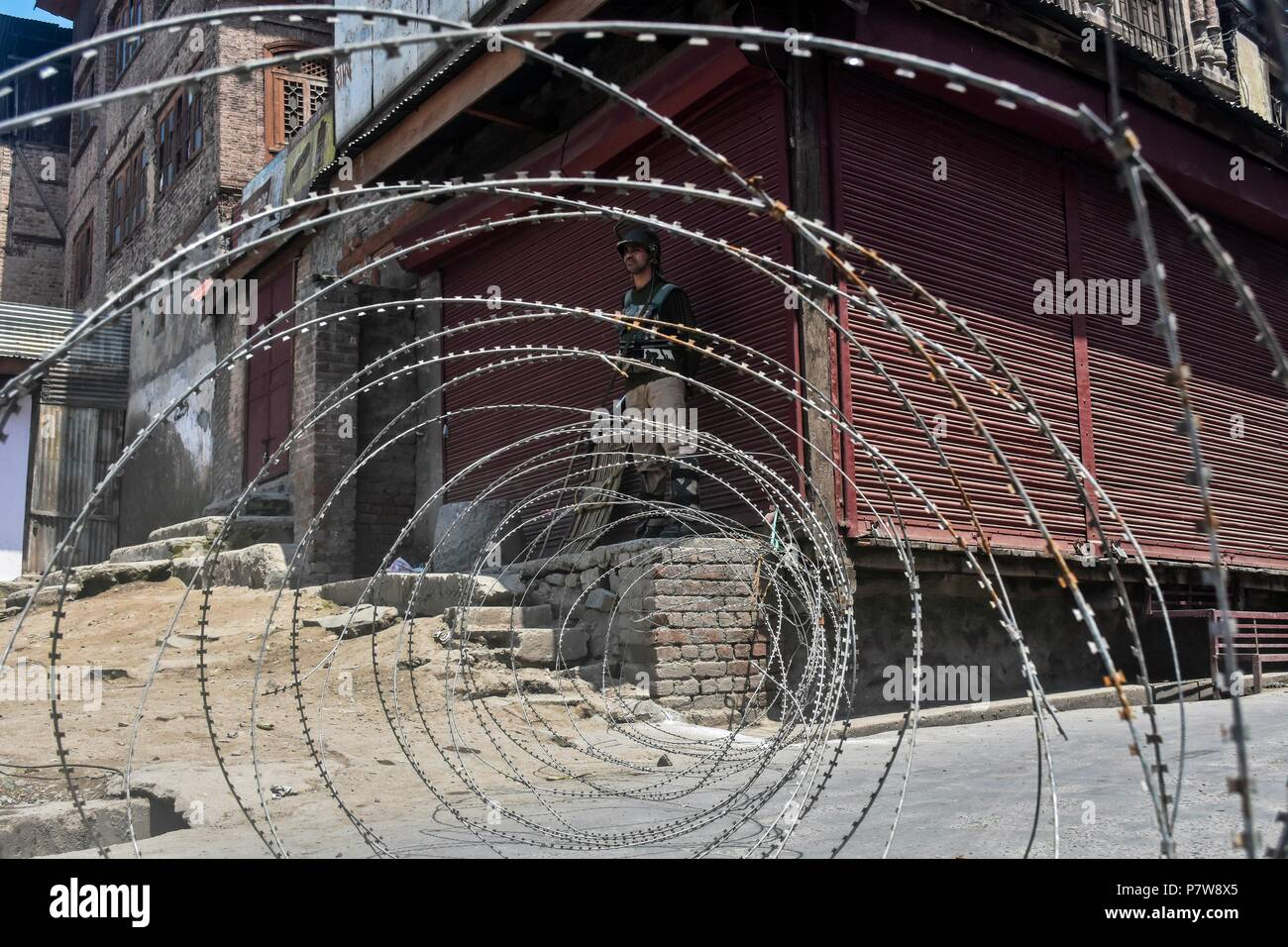 Funky Concertina Wire Injuries Collection - Electrical Circuit ...