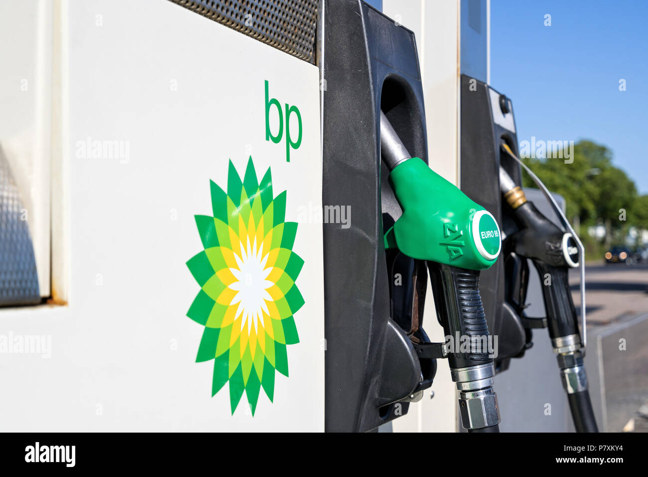 Bp Gas Station Stock Photos & Bp Gas Station Stock Images - Alamy