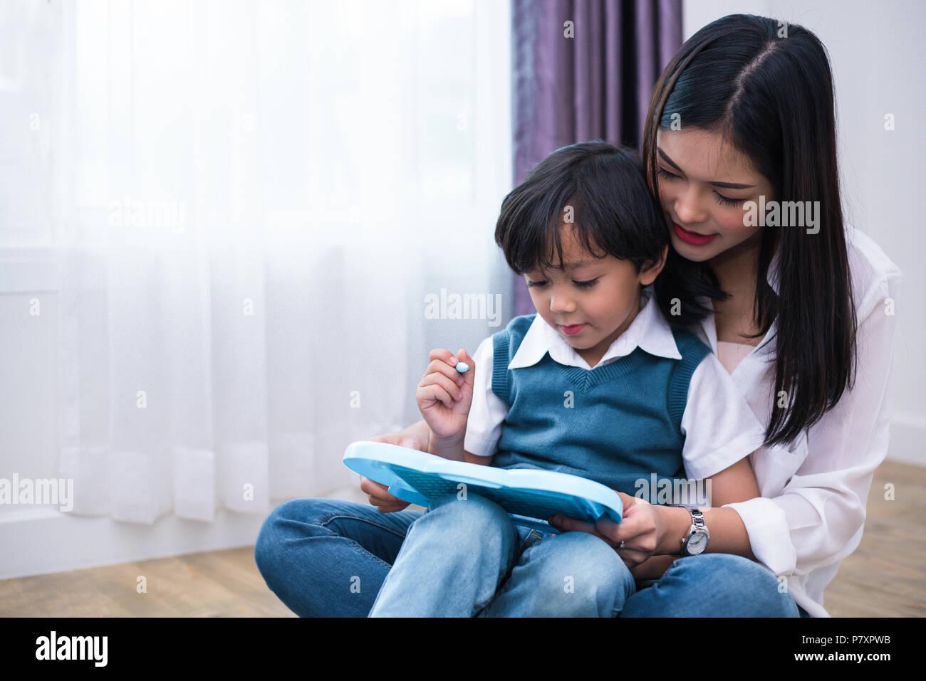 Azijske mame in fantje-5160