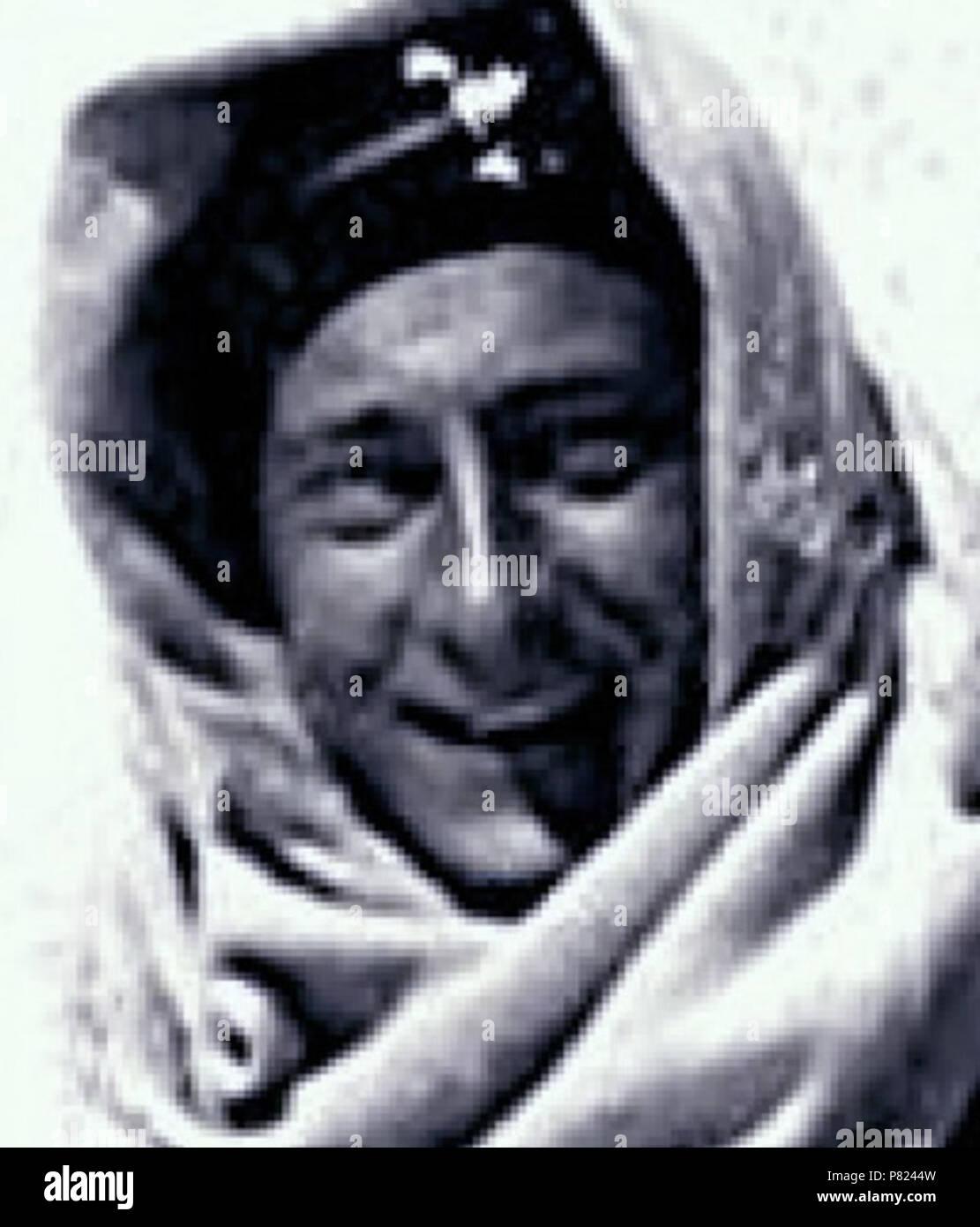 Italia anno 2010 : la crisi economica mondiale morde 61 Carlo Franchetti 1930 - Stock Image