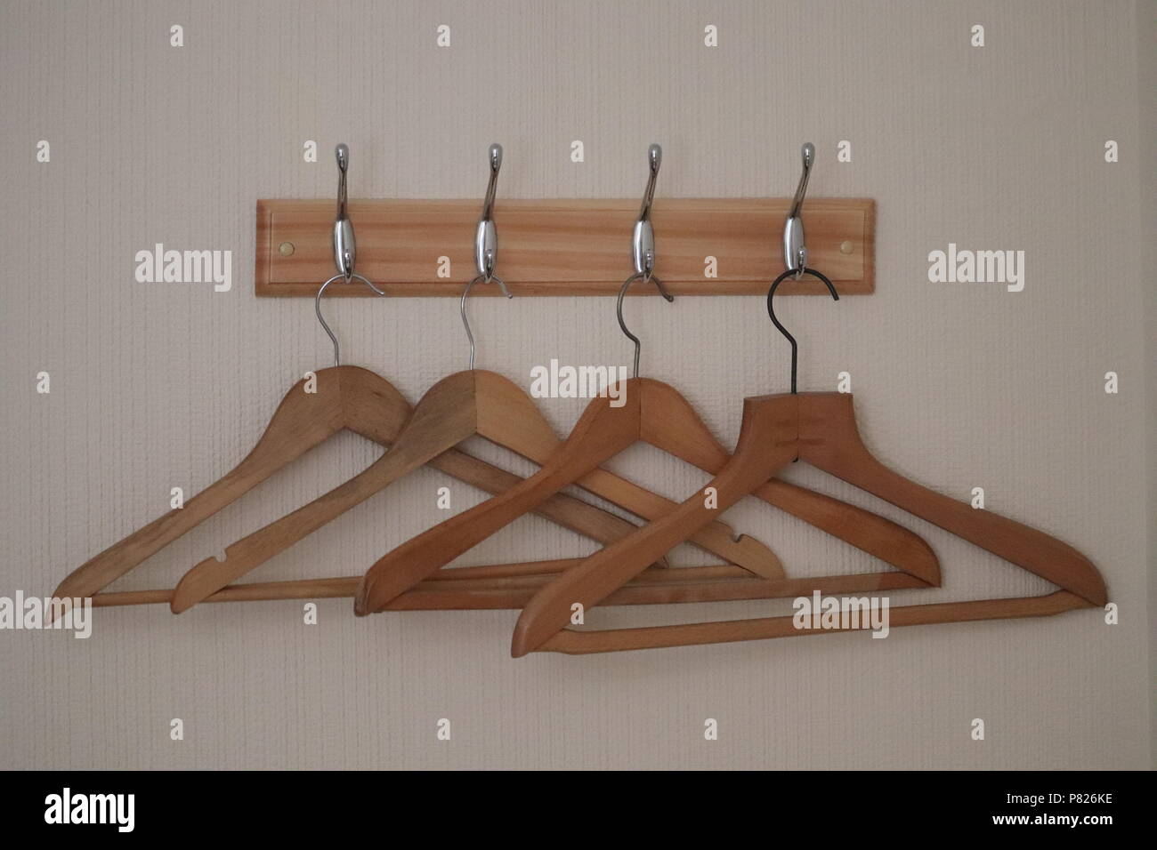 Coat Hangers Stock Photos Coat Hangers Stock Images Alamy