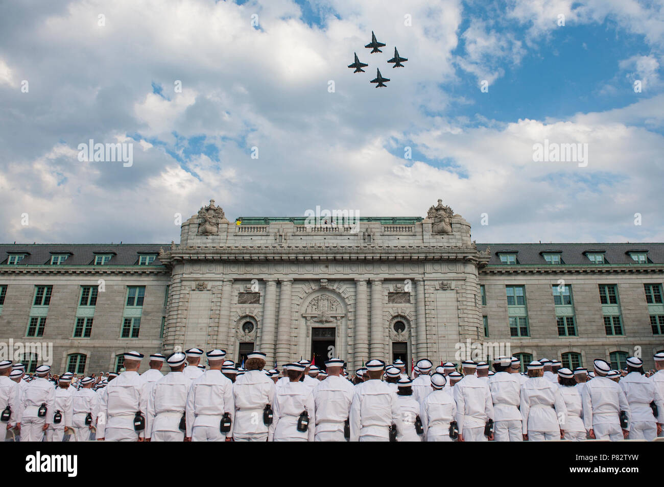 Naval Academy Graduation 2020.Annapolis Md June 2016 The Blue Blasters Of Strike