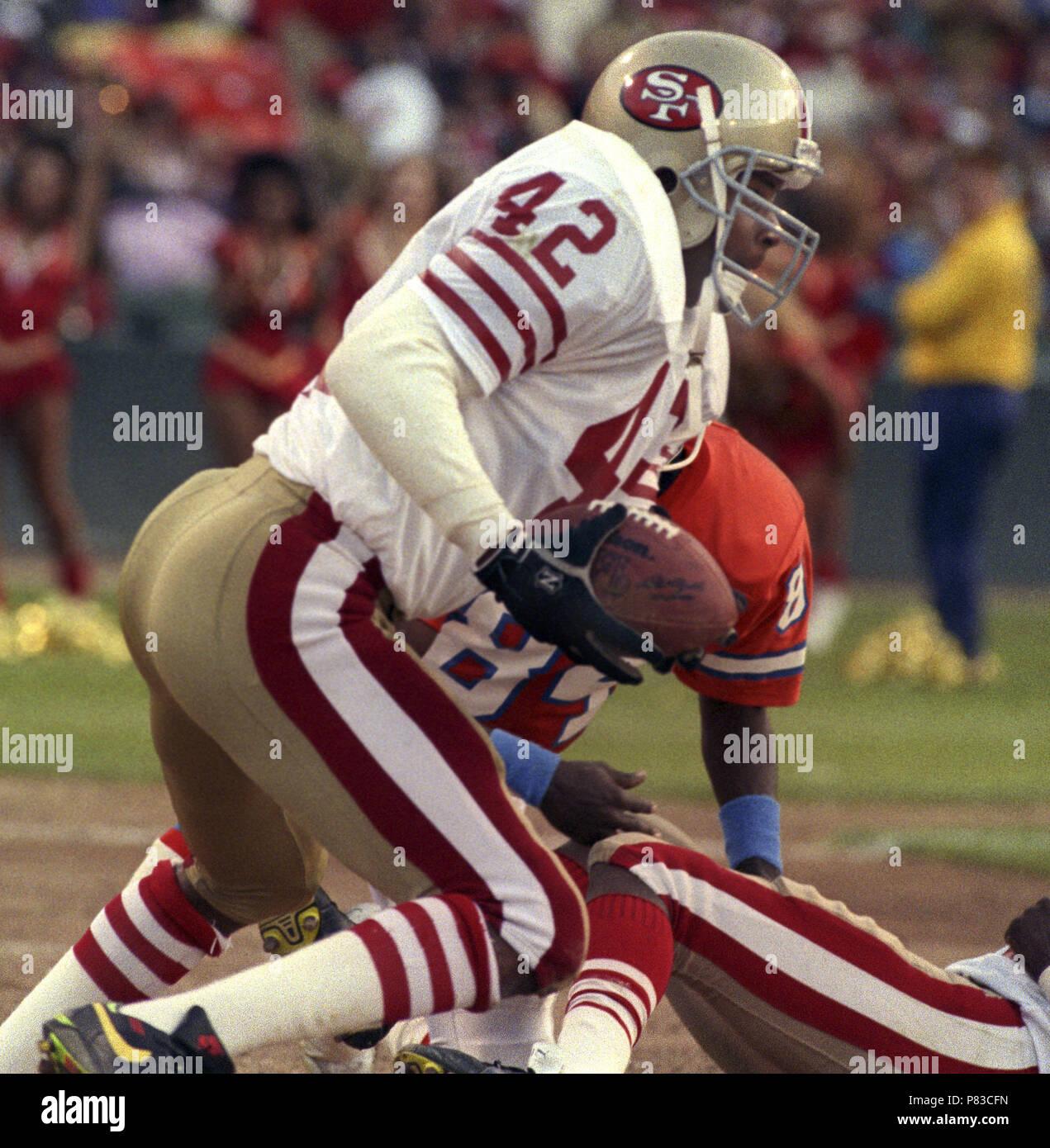 1c7dd61e6 San Francisco 49ers vs Denver Broncos at Candlestick Park Sunday