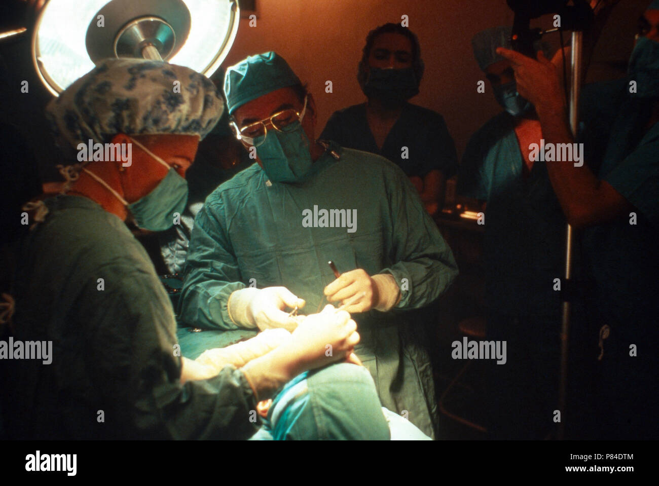S Cape Operating Room
