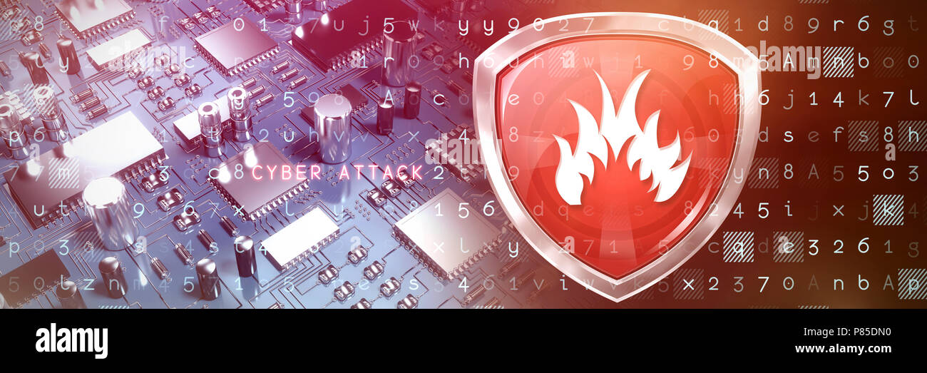 Composite Image Of Red Fire Symbol Stock Photo 211562204 Alamy