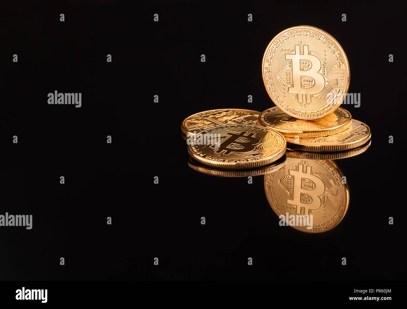 Bitcoin  Crypto currency Gold Bitcoin, BTC, Bit Coin  Macro