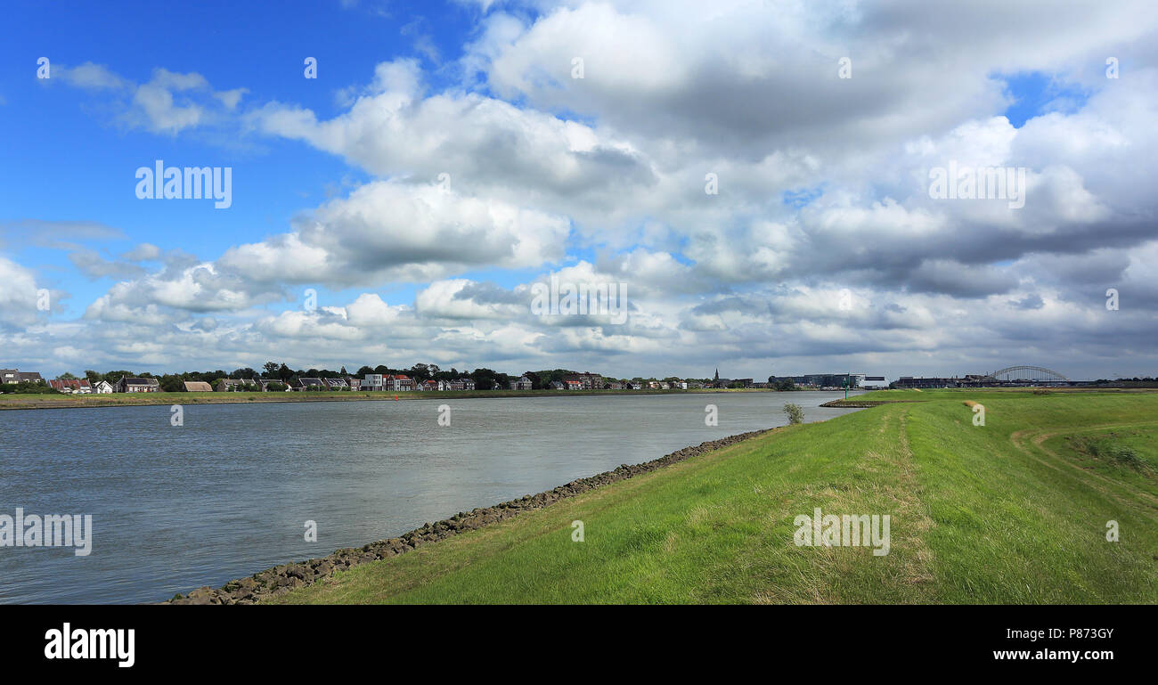 Rivier, River Stock Photo