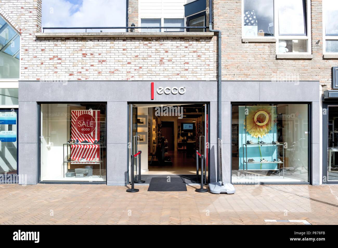 branch in Katwijk aan Zee, NL. ECCO Sko