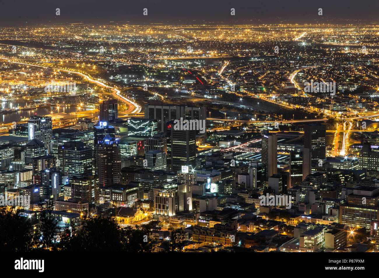 time in cape town africa