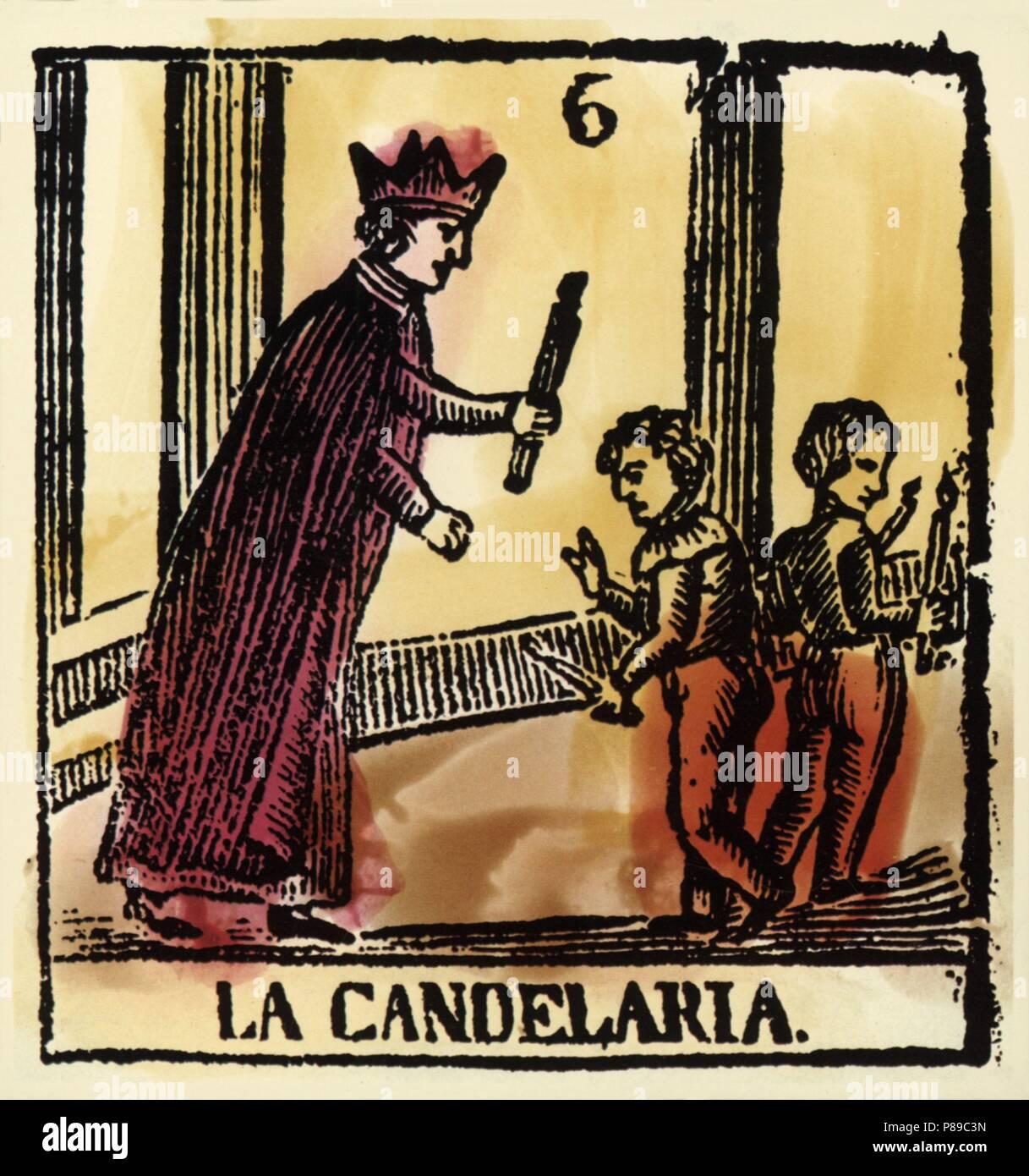 Catalunya. Fiestas y tradiciones populares. La Candelaria, fiesta ...