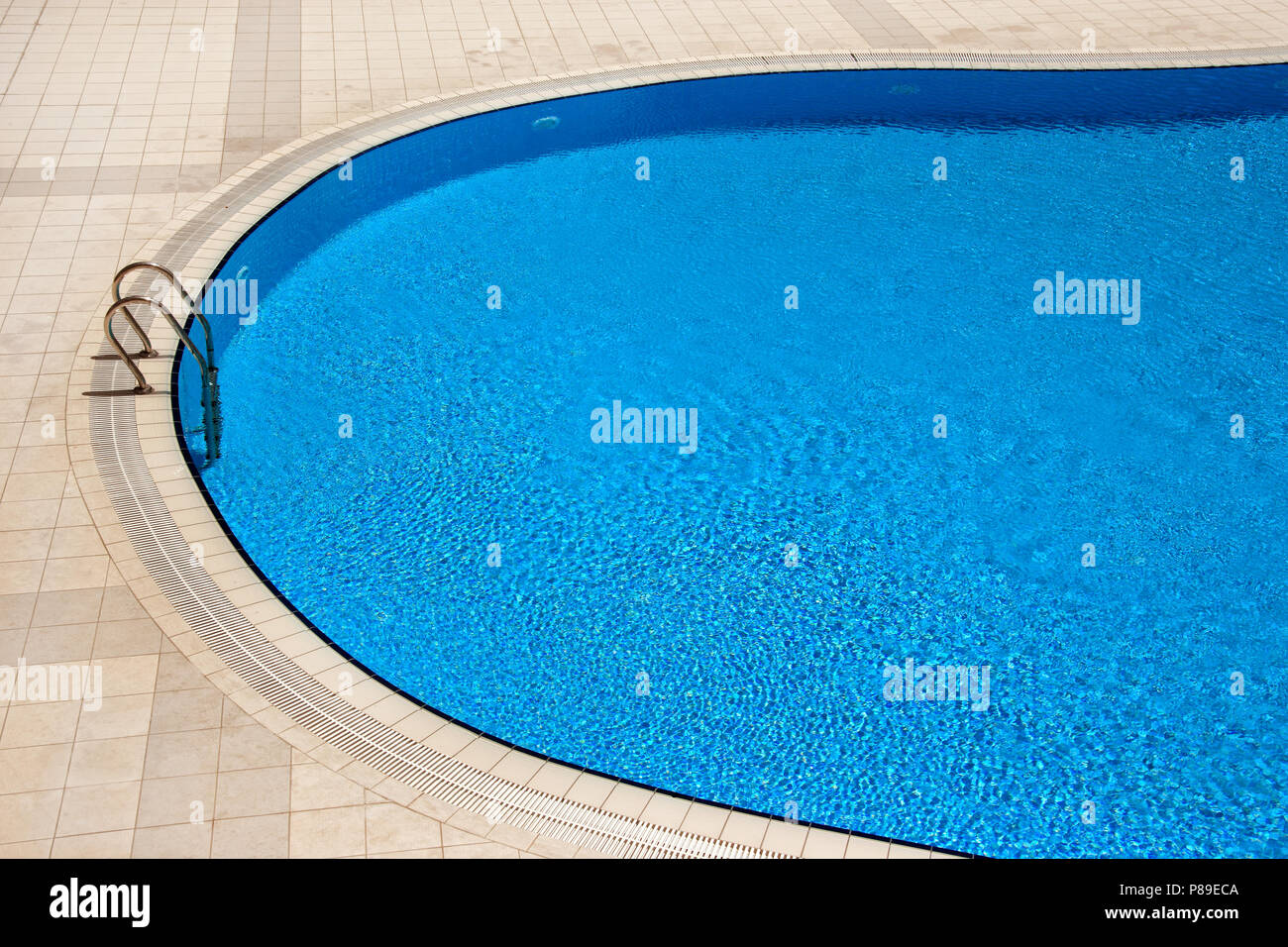 an image of swimming pool - Stock Image