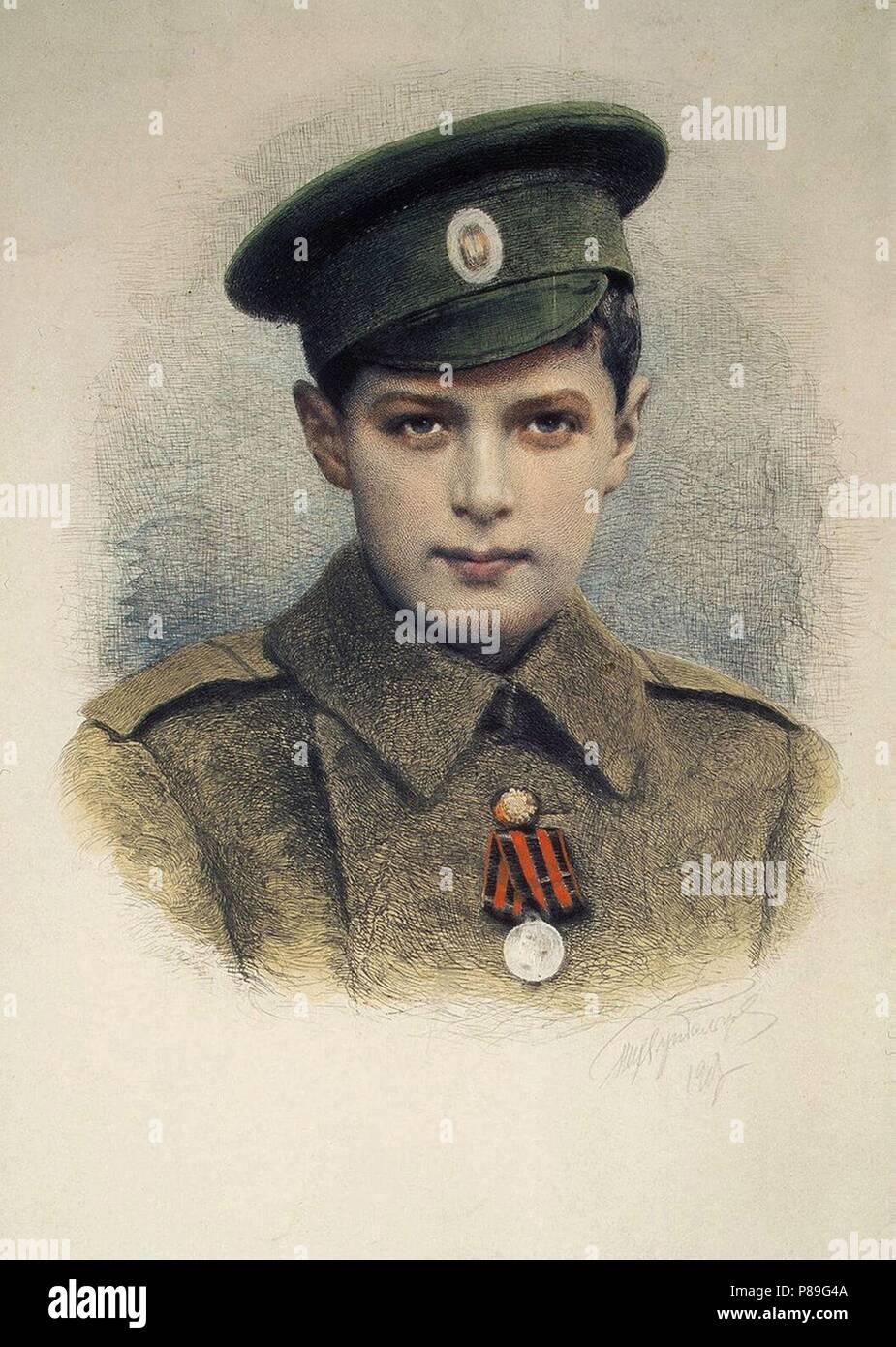 Grand Duke Mikhail NikolaevichStock Photos and Images