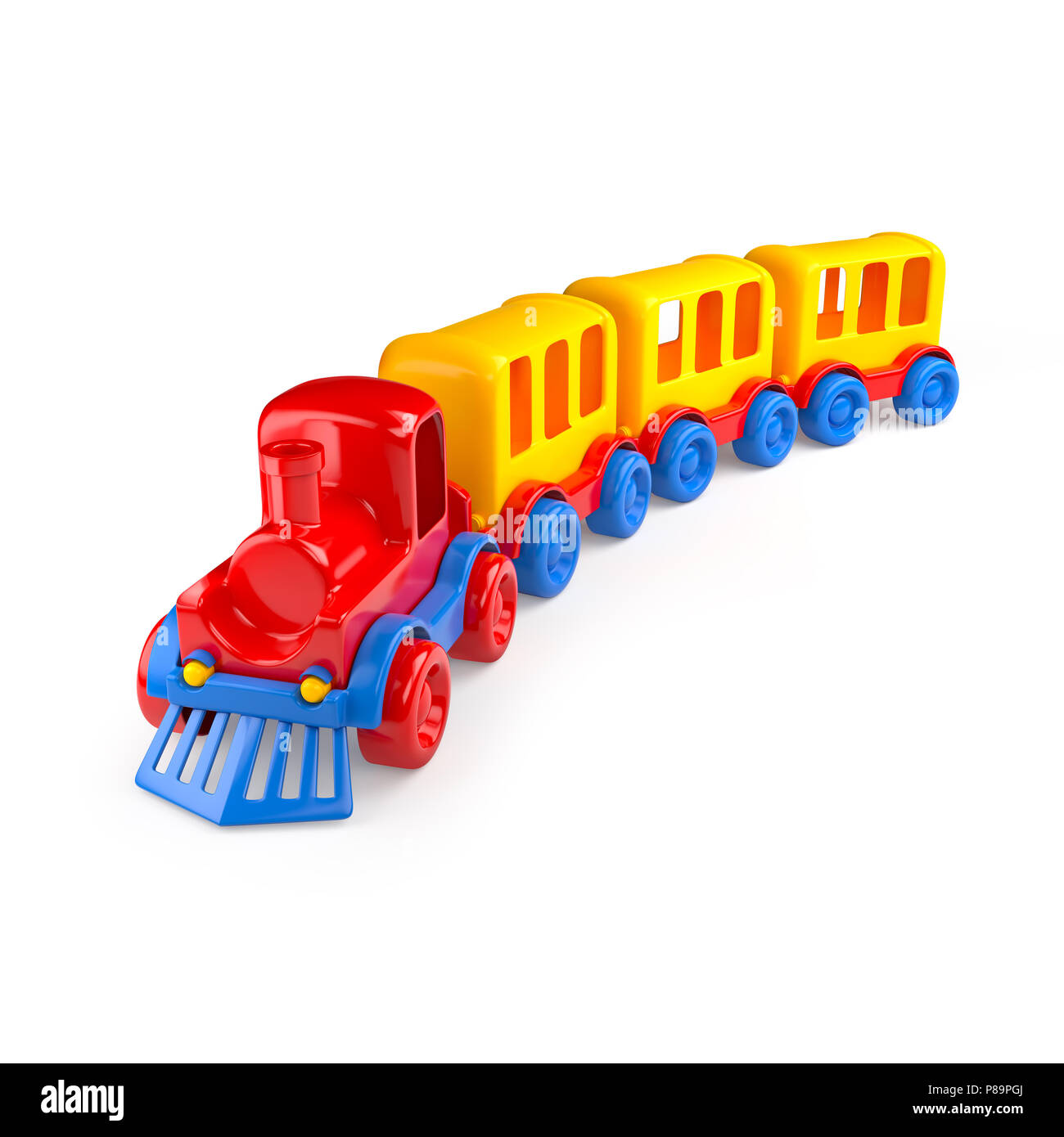 Train Stock Photo